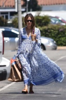 Rachel Bilson - Out and about in Toluca Lake 7/22/17