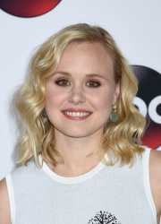 Alison Pill - Disney ABC 2016 Winter TCA Press Tour @ Langham Hotel in Pasadena - 01/09/16