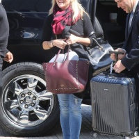 Reese Witherspoon departing from LAX April 13-2015 x24