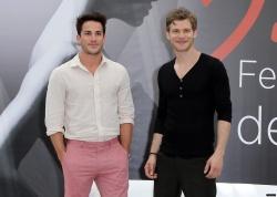 Joseph Morgan and Michael Trevino - 52nd Monte Carlo TV Festival / The Vampire Diaries Press, 12.06.2012 - 34xHQ ZqzvwxzZ