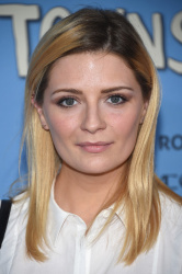 """Mischa Barton - """"Paper Towns"""" Premiere in NYC 7/21/15"""