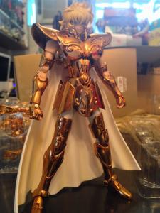 Leo Aiolia Gold Cloth ~Original Color Edition~ AbqYUGve