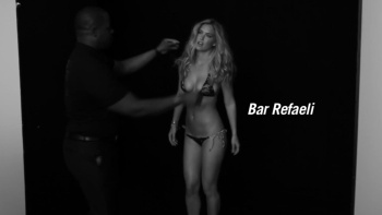 Michael Phelps & Bar Refaeli Get Wet: Behind Their Steamy Photoshoot (2017) | HD 1080p
