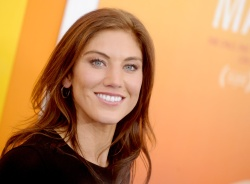 Hope Solo - He Named Me Malala New York Premiere @ the Ziegfeld Theater in NYC - 09/24/15