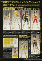 Phoenix Ikki New Bronze Cloth ~ Power of Gold Abw0S1GA