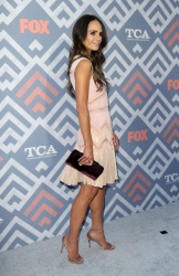 Jordana Brewster - FOX Summer TCA Party at SoHo House in West Hollywood 8/9/17