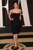 """Sarah Silverman """"2015 Vanity Fair Oscar Party hosted by Graydon Carter at Wallis Annenberg Center for the Performing Arts in Beverly Hills"""" (22.02.2015) 43x   MSrM8f6h"""