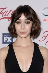 Cristin Milioti - Fargo Season Two Premiere @ ArcLight Cinemas in Hollywood - 10/07/15