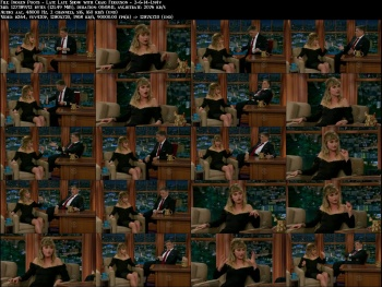 Imogen Poots - Late Late Show with Craig Ferguson - 2-6-14