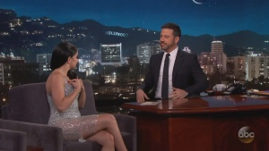 Ariel Winter Jimmy Kimmel Live 05/10/2017