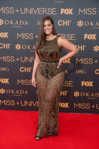 Ashley Graham - Miss Universe Red Carpet Presentation, Pasay City, Philippines - January 29th 2017