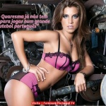 Gatas QB - Vânia Sá Revista J 378