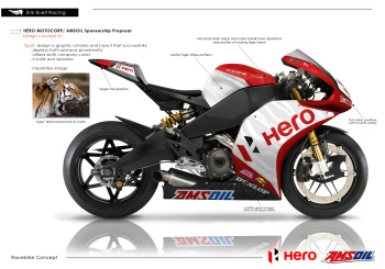 image hostHero MotoCorp  And Erik Buell Racing developing 250cc sports bike