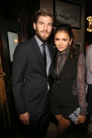 Nina Dobrev and Austin Stowell at NYMag, Vulture + TNT Celebrate  The Premiere Of 'Public Morals' (August 12) ET1oSa8C