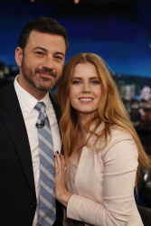 Amy Adams - Jimmy Kimmel Live: January 10th 2017