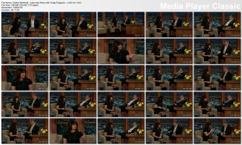 Valerie Bertinelli - Late Late Show with Craig Ferguson - 4-29-14
