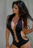 Дениз Милани, фото 5230. Denise Milani Black Bikini 2012 :, foto 5230