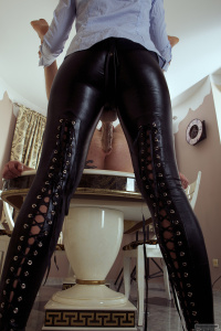 Tags:  FemDom, Strapon, Domination, Humilation