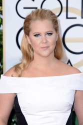 Amy Schumer - 73rd Annual Golden Globe Awards @ the Beverly Hilton Hotel in Beverly Hills - 01/10/16
