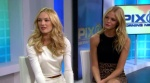 "[1 Novembre 2011] ""PIX Morning News"" NY Promo 'Angel Fragrance' avec Candice ActG0q5Y"