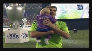 Martín en la celebración de la décima Champions (2014) EMEmyudI