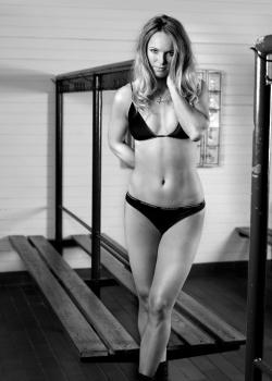Caroline Wozniacki bikini JBS Denmark
