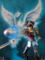 Pegasus Seiya - Sagittarius Aiolos Effect Parts Set AdbJKT7w