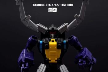 [BadCube] Produit Tiers - Jouet OTS-05 Claymore / OTS-06 Hypno / OTS-07 Kickbutt - aka Insecticons 4PCXytkN