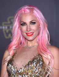 Bonnie McKee - Star Wars: The Force Awakens World Premiere @ Hollywood Boulevard in Hollywood - 12/14/15