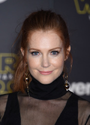 Darby Stanchfield - Star Wars: The Force Awakens World Premiere @ Hollywood Boulevard in Hollywood - 12/14/15