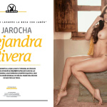 Gatas QB - Alejandra Rivera Playboy México Junho 2016
