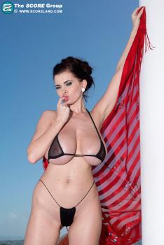 03-30 - Sha Rizel - Bikini Dazzle (60)