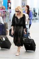 Margot Robbie - Arriving in Toronto 6/29/15