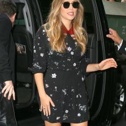 Elizabeth Olsen - Visits ABC Studios in NYC for 'Good Morning America' 8/2/17