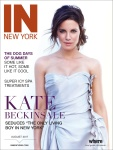 "Kate Beckinsale - ""In New York"" Magazine August 2017"