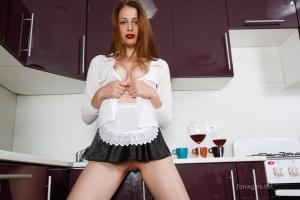 Isabella - In The Kitchen - [famegirls] FHFucYNL