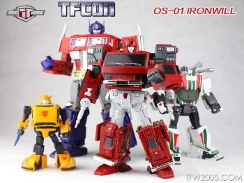 [TFC Toys] Produit Tiers - OS-01 Ironwill (aka Ironhide/Rhino) & OS-03 Medic (aka Ratchet/Mécano) R8rjIH7h