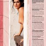 Gatas QB - María Sánchez Interviu (16 a 22 Fevereiro 2015)