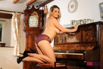 set198 Purple Lingerie 16.01.15