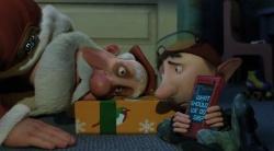 Artur ratuje Gwiazdkê / Arthur Christmas (2011) DVDRip.XviD-SPARKS