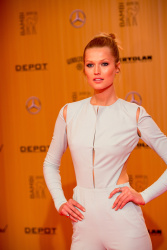 Toni Garrn - 2015 Bambi Awards @ Stage Theater in Berlin - 11/12/15