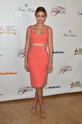 Gigi Hadid - Greater Los Angeles Chapter of the American Diabetes Association's Father of the Year Awards 6/18/15