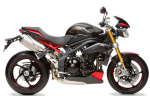 2013 Triumph Speed Triple R Dark