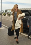 Anja Rubik Spotted At Nice Airport May 23-2015 x3