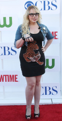 Кирстен Вангснесс, фото 3. Kirsten Vangsness - CW, CBS and Showtime Summer TCA Party in LA, July 29, foto 3