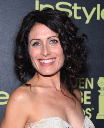 Lisa Edelstein - HFPA & InStyle Celebrate The 2016 Golden Globe Award Season @ Ysabel in West Hollywood - 11/17/15