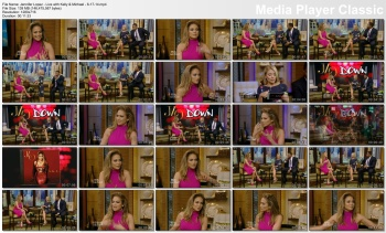 Jennifer Lopez - Live with Kelly & Michael - 6-17-14