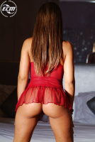 Амбер Истон, фото 178. Amber Easton Mq : Black bikini set*Burgundy Babydoll Set ( Lq & Tagg ), foto 178,