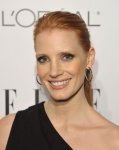 "Jessica Chastain - Elle's 17th Annual ""Women in Hollywood"" Tribute 10/18/10"