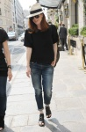 Julianne Moore Out and about in Paris July 4-2015 x6